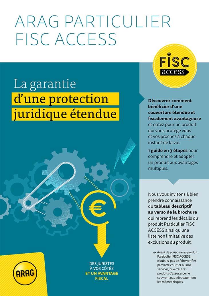 Brochure FISC ACCESS